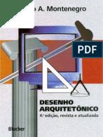 Desenho Arquitetônico - Gildo a. Montenegro - 4º Edição