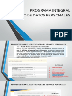 Implementacion Registro Bases de Datos