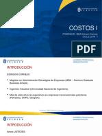 AC-504 - Costos I - Sesiones 1, 2, 3 y 4
