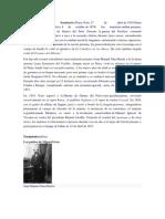 Biografia de Miguel Grau Seminario