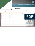 ACTIVIDAD 3 PLC | Sena