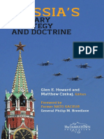 Russias Military Strategy and Doctrine Web