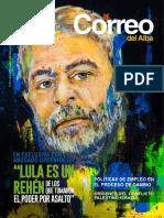 """Revista """"Correo del Alba"""" No. 84 - Abril, 2019."""