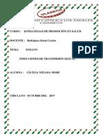 INFECCIONES DE TRAns ensayo de innovacion.docx