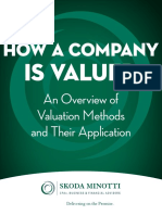 How a Company is Valued
