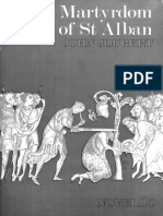 The martydom of St.Alban