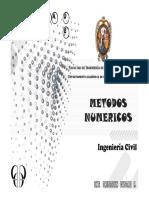 Catedra Metodos Numericos