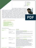 CurriculumAndrea Zanzini_14-10-2010