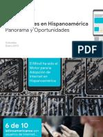 Sitios Móviles en Hispanoamércia