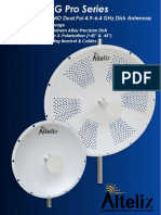 Antenna AD5G-PRO Series