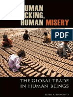 (Global Crime and Justice) Alexis a. Aronowitz - Human Trafficking, Human Misery_ the Global Trade in Human Beings -Praeger (2009)