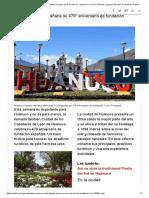 Huánuco_ Diez Lugares Que Debes Conocer de La Ciudad de Caballeros de León _ Noticias _ Agencia Peruana de Noticias Andina