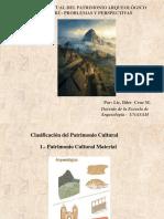 El Estado Actual Del Patrimonio Arqueológico en El Perú Problemas y Perspectivas .