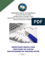 Cartilha Caop Fundações - Contabilidade