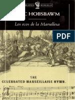 Eric Hobsbawm Los Ecos de La Marsellesa
