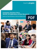 Publicacion Champion Teachers 2017