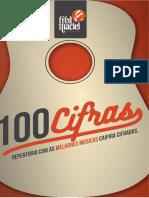 Livro Das 100 Cifras de Viola Caipira