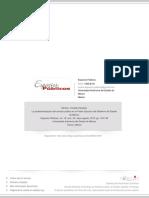 La Profesionalización Del Servicio Público en El Poder Ejecutivo Del GEM