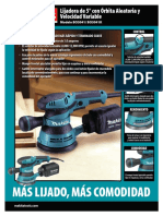Makita 5041 Folleto