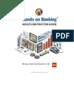 Adults 1 Banking Basics