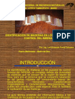 Identificacion de Las Maderas