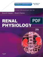 Renal Physiology by Mosby