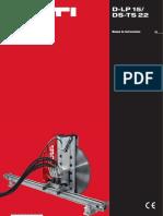 04 Manual de Instrucciones D-LP 15 - DS-TS 22