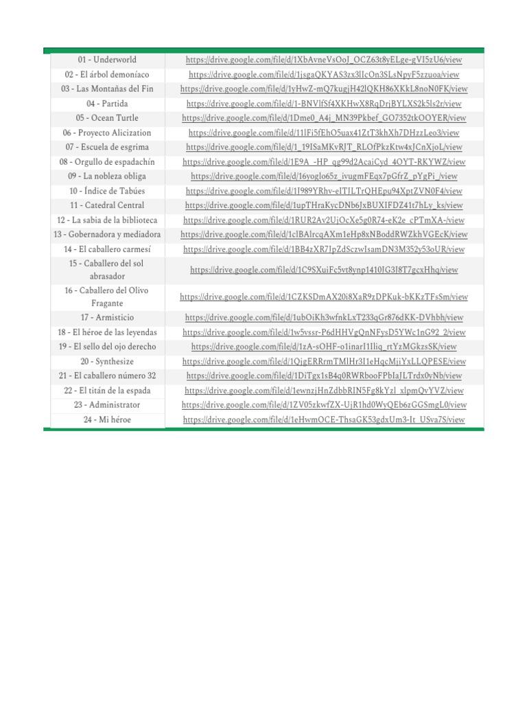 El Sobrevalorado 3 HDL pdf