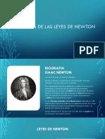 Analisis de Las Leyes de Newton