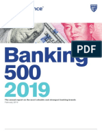 Banking 500 2019