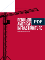 2019 Problem Solvers Caucus Infrastructure Report