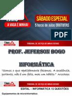 Jeferson Bogo - Informática