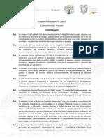 reglamento de la LOES 2019
