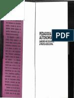 Pedagogia da Autonomia - Saberes Necessários À Prática Educativa por Paulo Freire
