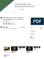 Pingpdf.com Horizons Grade 10 Learners Materials Free Download