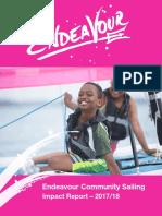 Endeavour 2018 Impact Report FINAL