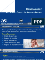 Isec Infosecurity Cdmx 2017 Asi Auditoria