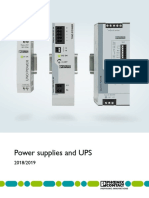 Phoenix-Power Supplies UPS