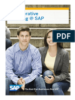 Co-operative Learning at SAP