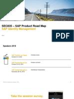 SAP683728 SEC835 Presentation 1