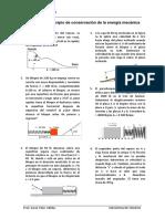 Práctica 16 - Conservación de La Energía