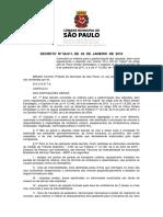 Decreto Nº 58611_24!01!19 (Novo - Calçadas)
