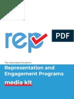as rep media kit