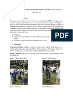 Informe de Laboratorio de Penetrometro Dinámico de Cono
