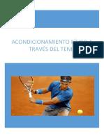 Acondicionamiento Físico a través del Tenis