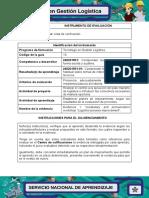 01 IE Evidencia 1 Vocabulary and Pronunciation Workshop Logistics Pr
