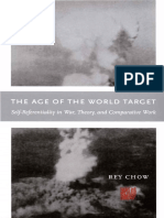 Rey Chow The Age of the World Target
