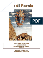 Sete di Parola - VII settimana Pasqua  - C.doc
