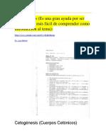 Cetogenesis y metabolismo de lipidos..docx