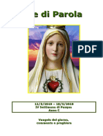 Sete di Parola - IV settimana Pasqua  - C.doc